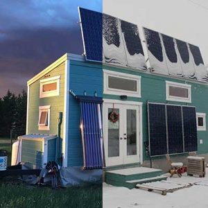 A Tiny House For Every Climate