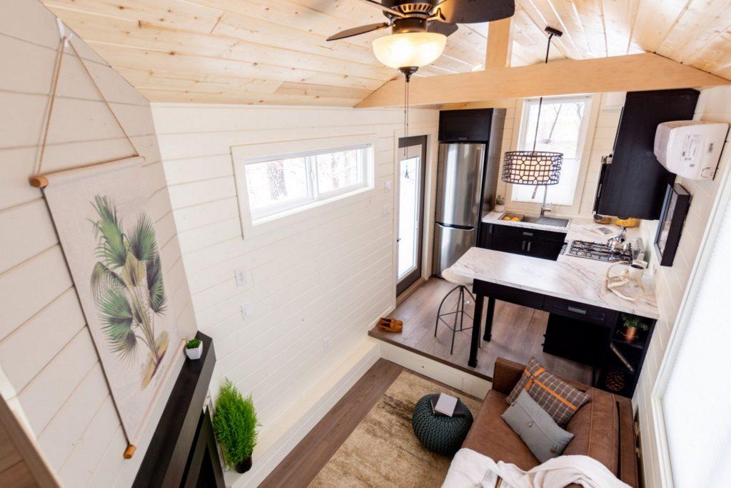 2 bedroom Modern Tiny House