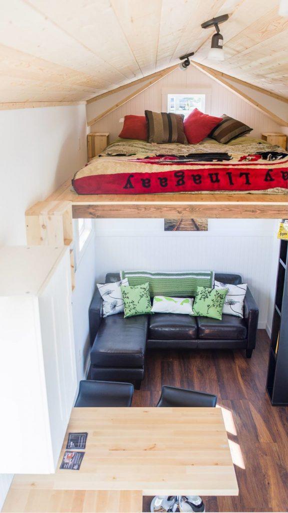 Kingfisher Rewild Tiny Homes