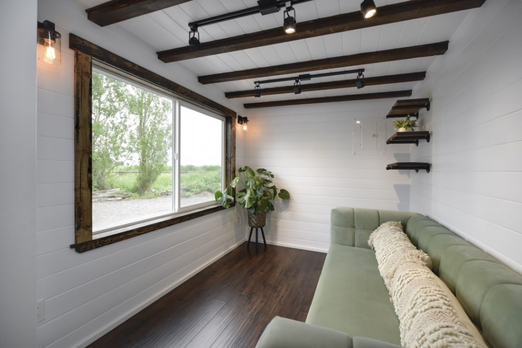 Mint Tiny House - Canadian Goose