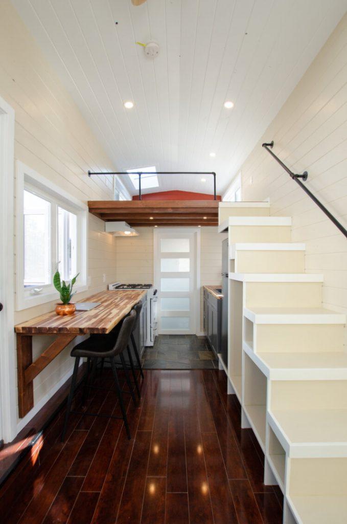 Towee Mint Tiny House